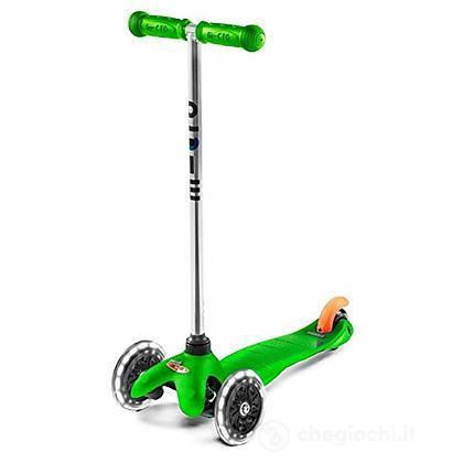Monopattino Mini Micro led verde (MP39457)