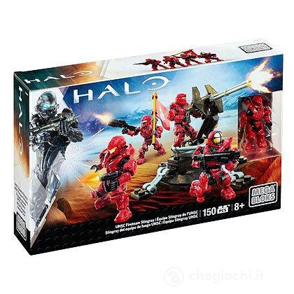 Mega Bloks Halo Unsc Fireteam Stingray (DLB95)