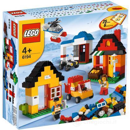 LEGO Mattoncini - La mia città Lego (6194)