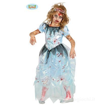 Vestito Principessa Zombie 8-10 anni (87420)