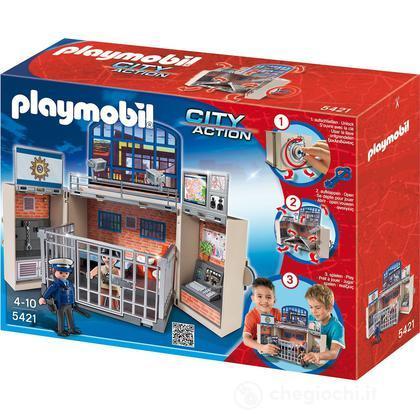 Game Box Stazione di polizia (5421)