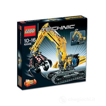 Escavatore gigante - Lego Technic (42006)