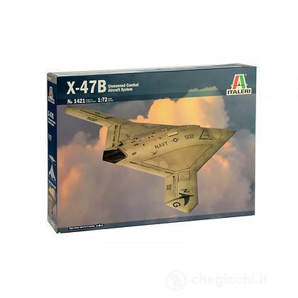 Aereo X - 47B 1:72 (IT1421)