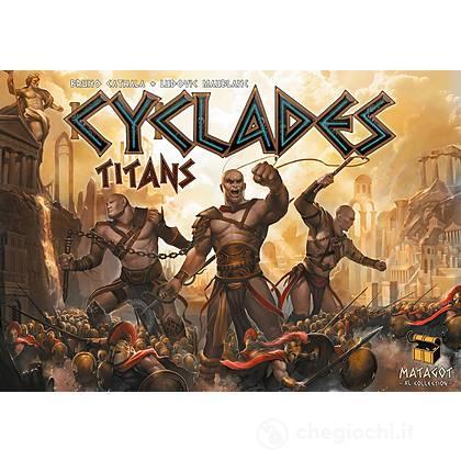 Cyclades espansione - Titans (GTAV0197)
