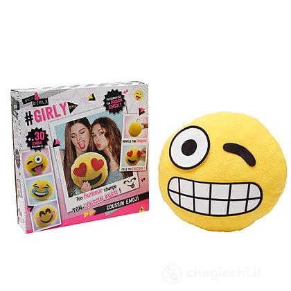 Only4Girls Cuscino Emoji (NLY03000)