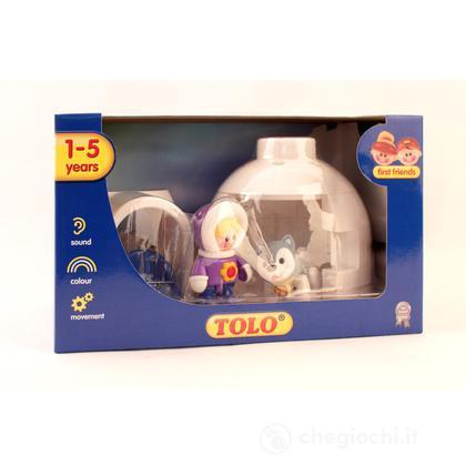 Set Primi Amici Igloo Play Set
