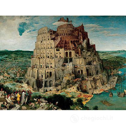 Bruegel il Vecchio: La Torre di Babele