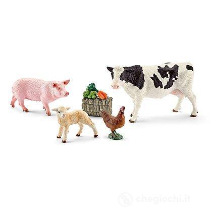 I Miei Primi Animali Della Fattoria (41424)