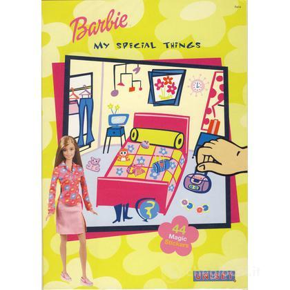 Magic Stickers - Barbie
