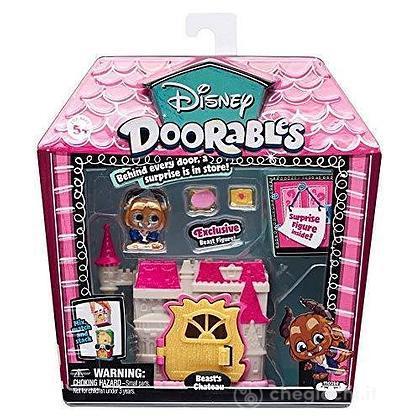 Doorables - Mini Playset - La Bella e La Bestia
