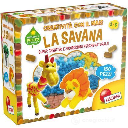 Creatività Con Il Mais La Savana (44252)
