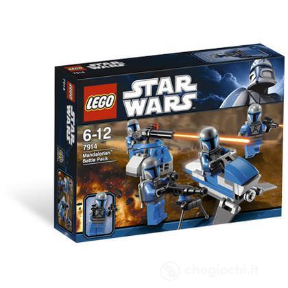 LEGO Star Wars - Mandalorian Battle Pack (7914)