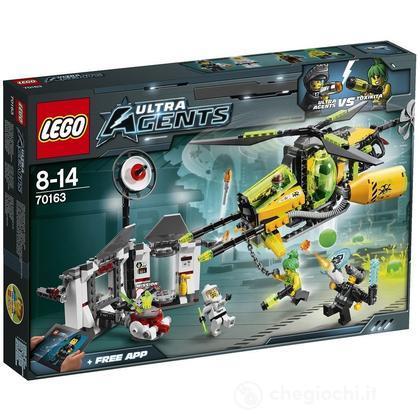 Fusione tossica di Toxikita - Lego Ultra Agents (70163)