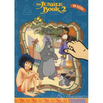 Magic Stickers - Il libro della giungla