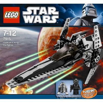 LEGO Star Wars - Imperial V-wing Starfighter (7915)