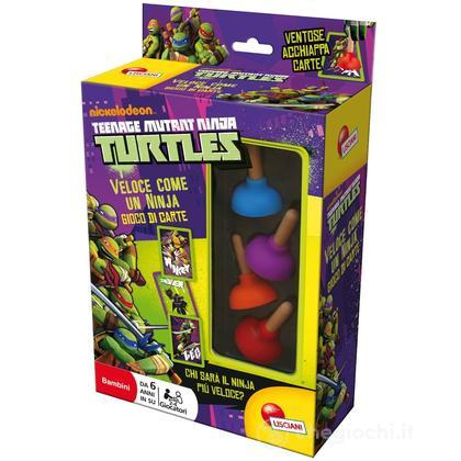 Ninja Turtles Riflessi Ninja Card Game (44276)