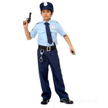 Costume Poliziotto M (26823)