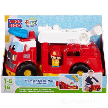 Finn Il Camion dei Pompieri