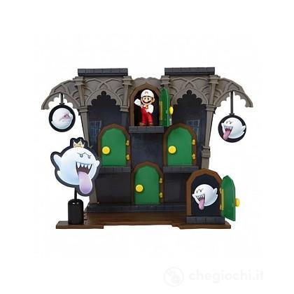 Playset Super Mario casa di Boo 404284