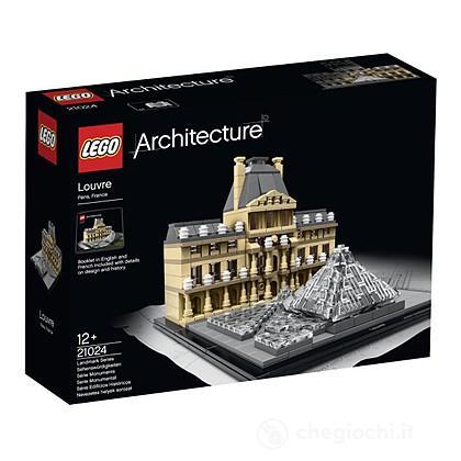 Louvre - Lego Architecture (21024)