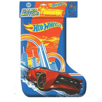 Calza Befana 2013 motori Hot Wheels (Y9990)