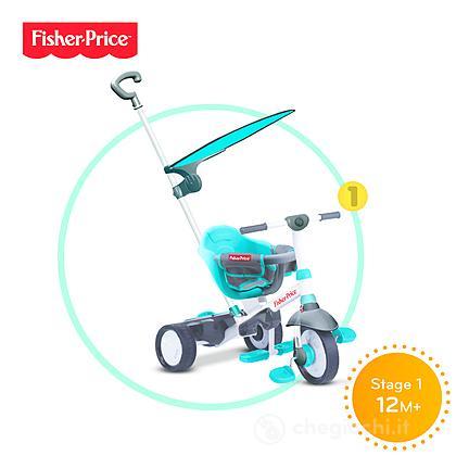 Triciclo Charm Plus Azzurro