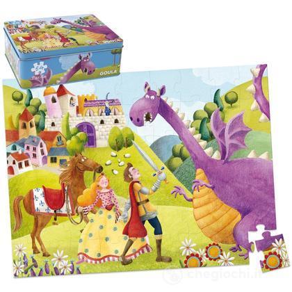 Puzzle Principe e Drago (53429)