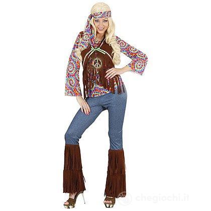 Adulto Hippy Xl Costume Donna Widmann VqLSpUzMG