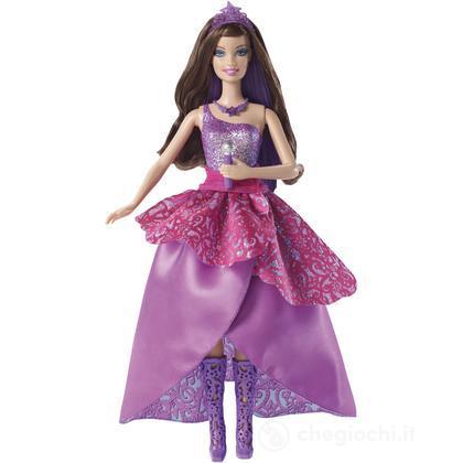 Barbie Keira - La Principessa e la Pop Star (X8757)