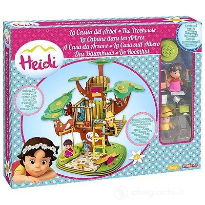 Heidi la Casa sull'Albero