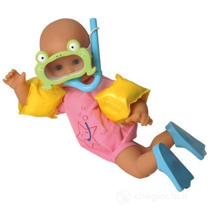 Bebè bagno con accessori (Y5449)