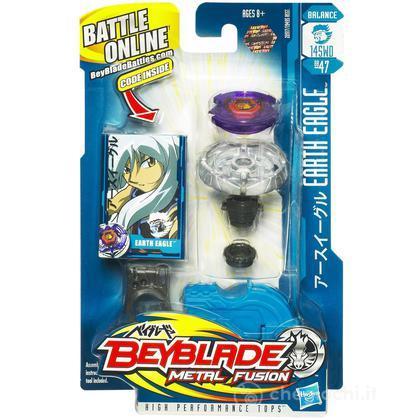 Beyblade Metal Fusion battle top super - Earth Eagle