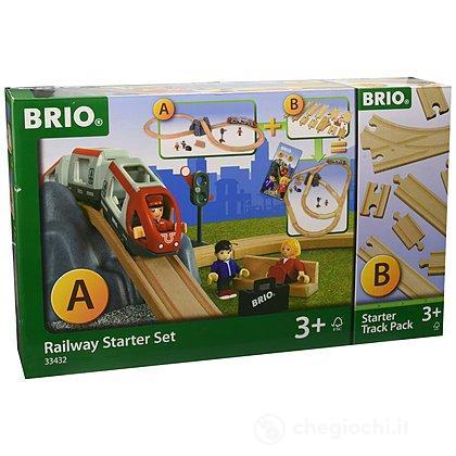 Ferrovia Passeggeri + Binari (4433432)