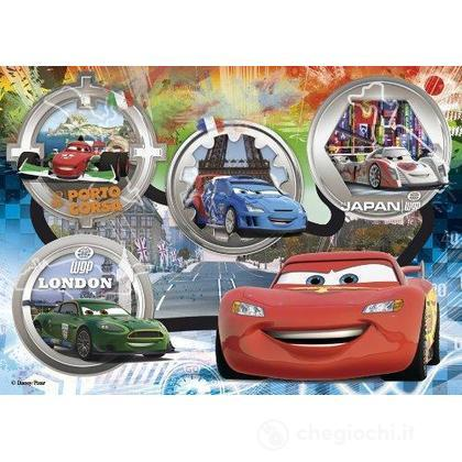 Puzzle Maxi 24 Pezzi Cars (244320)