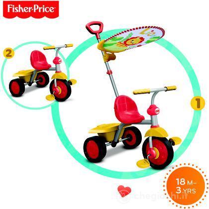 Triciclo Glee Plus Rosso
