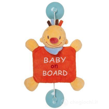 Baby on board con ventosa (584333)