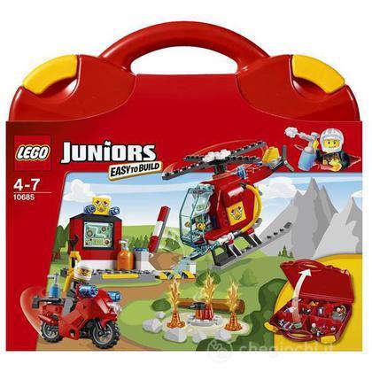 Valigetta pompieri - Lego Juniors (10685)