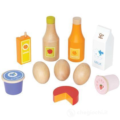 Ingredienti di base salutari (E3108)
