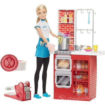 Barbie e la sua cucina (DMC36)