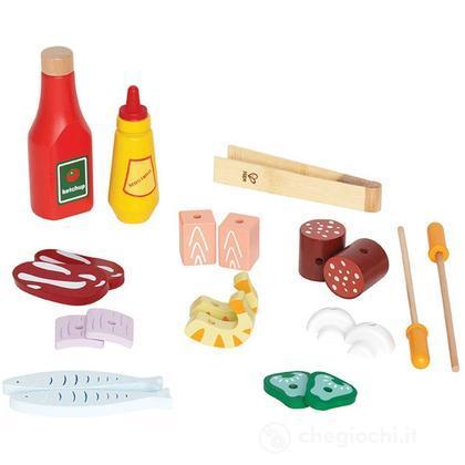Ingredienti di base per il barbecue (E3109)