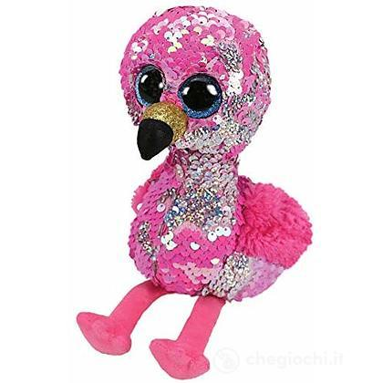 Flippables 28 cm Pinky Fenicottero glitter