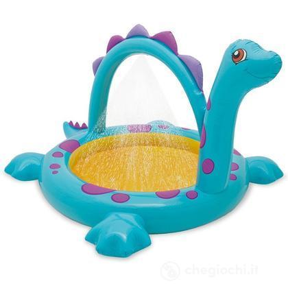 Piscina baby spruzzo dino cm 229x165x117 57437 piscine for Piscine dinosaure