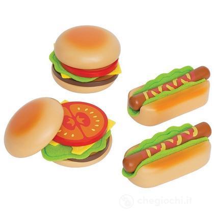 Hamburger e Hotdog (E3112)