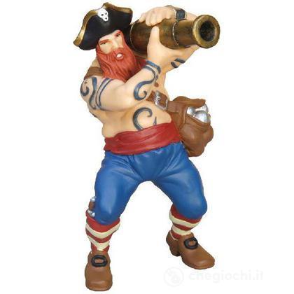Pirata con cannone (39439)