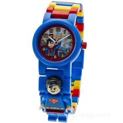 Orologio Lego Super Heroes Superman