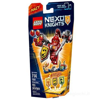Ultimate Macy - Lego Nexo Knights (70331)