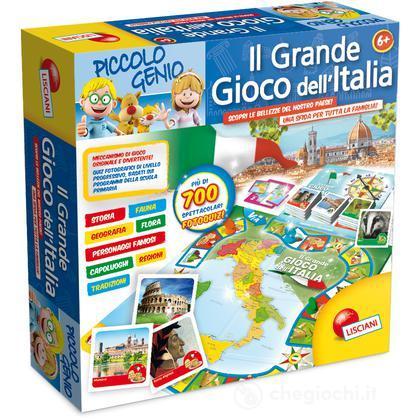 Il Grande Gioco Dell'Italia (44405)