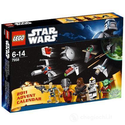 Calendario dell'Avvento - Lego Star Wars (7558)