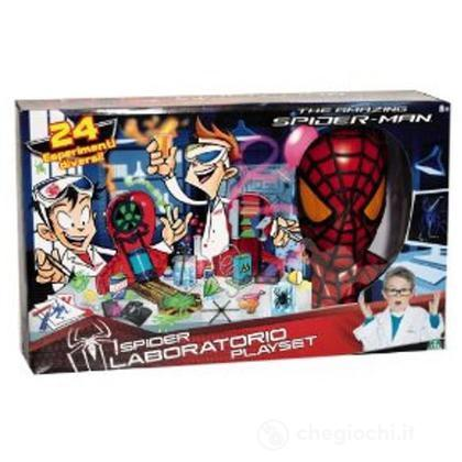 Playset Laboratorio Spider-Man 4  (GPZ50650)