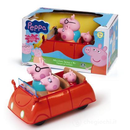 la famiglia di peppa pig giocattoli